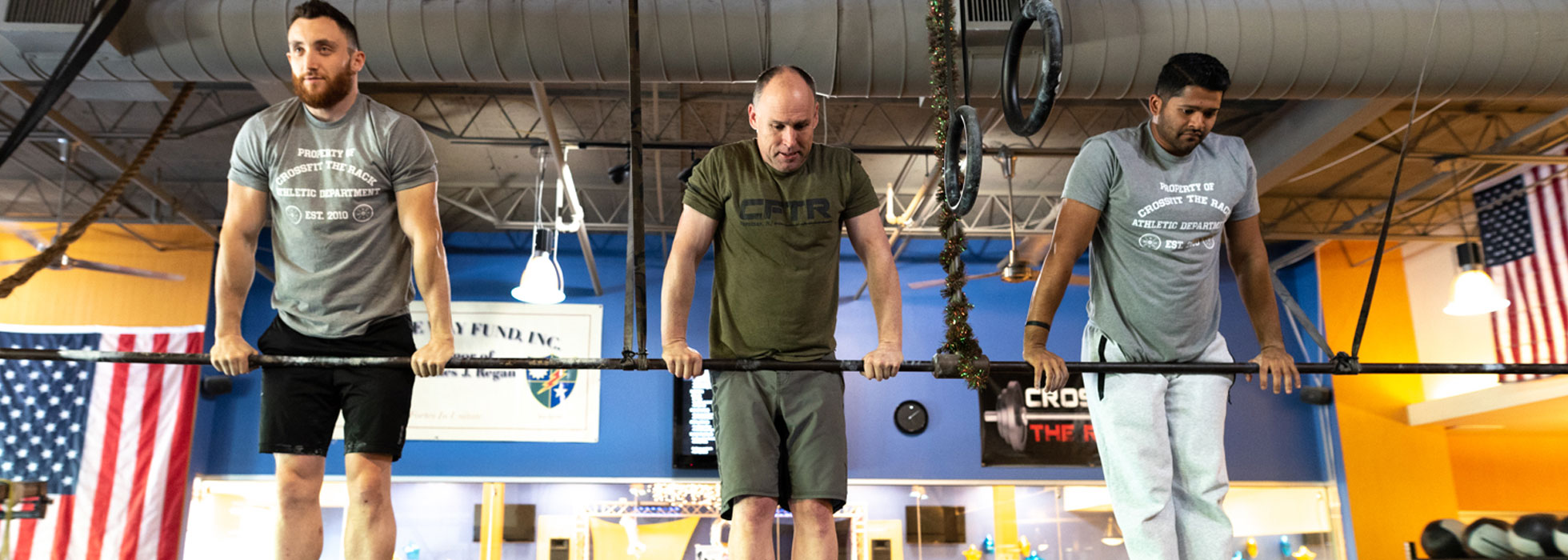 CrossFit Gym Near Me In Paramus
